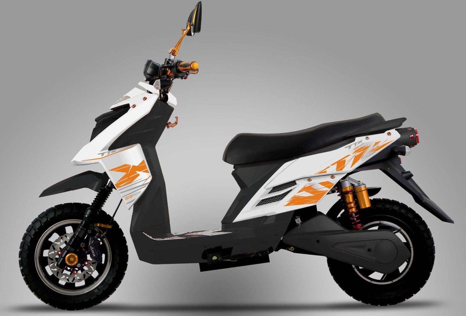 KSR MOTO TTX – 🛵 دراجات كهربائية 2020